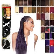X-Pression Premium Original Ultra Braids (55PCS) Bulk Pack
