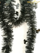 ShinyBeauty Foil-Tinsel-Garland-2m long, Perfect Party Supplies, Ready To Ship!--TG005