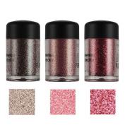 Loose Pigment, Valuemakers Eyeshadow Shimmer Vegan Mineral Powder, Pearl Metallic Eye Shadow Makeup Eyeshadow