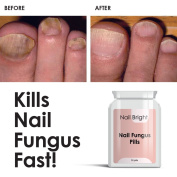 NAIL BRIGHT PILLS - FUNGUS TREATMENT STOP NAIL DISCOLOURATION STOP BACTERIA