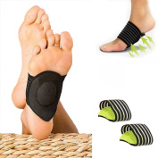 SevenMye Foot Pain Relief Plantar Fasciitis Insole Arch Support