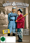 The Abbott and Costello Collection [Region 4]