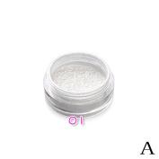 Snowfoller 12 Colour Glitter Powder Eyeshadow Makeup Eye Shadow Cosmetics Salon Essentials