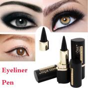 Black Eye Makeup Waterproof Eyeliner Gel Eye Liner Paste Pen Pencil Long Lasting