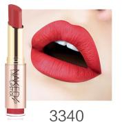 Hunputa Korean Sexy Long Lasting Waterproof Vivid Colours Ultra Matte Lipstick Moisturiser Beauty Makeup Lip Gloss