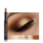 Snowfoller Beauty Pro Highlighter Eyeshadow Pencil Cosmetic Glitter Eye Shadow Pen