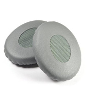 ADM-LC:1 Pair Replacement Ear Pads Cushions for Bose Soundtrue/SoundLink On-Ear OE2, Protein leather