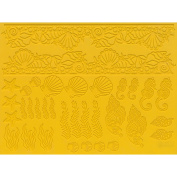 Under The Sea Silicone Lace Mat by Chef Alan Tetreault