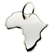 Africa Pendant 925 Silver