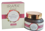 Iraya Botanicals Foot Softening Butter - Softens & Smoothes Skin - 50g