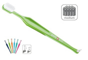 Paro M39 Medium 5-Row Toothbrush with Interspace Brush F - #716