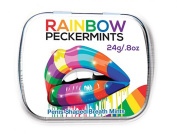 Rainbow Peckermints Breath Mints