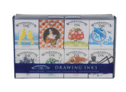 Winsor & Newton Drawing Ink Henry Collection