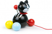 "Vilac Vilac1708 ""Filou"" The Cat Pull Along Toy"