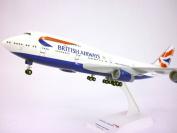 SKYMARKS BRITISH AIRWAYS B747-400 1/200 W/GEAR