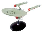 Eaglemoss 28cm Star Trek U.S.S Enterprise Ncc-1701 Model Ship Die-Cast Toy