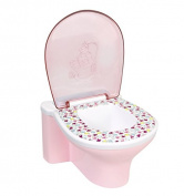 Baby Born 823903 Funny Toilet Doll Set