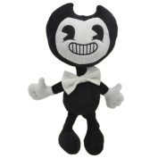 TigerTrading Newest Bendy and the ink machine Bendy Plush Doll Figure Toy 32cm
