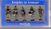 Westair Knights in Armour MCMLXXII Collectors set