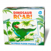 Dinosaur Roar! Floor Puzzle 24 Pieces