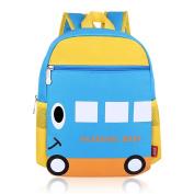 pinnacleT1 Kids Book Backpacks Cute Cartoon Animal Shoulder Bags Snacks Toy Book Bag for Kids Boys Girls