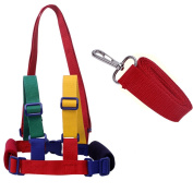 Safety Anti Lost Wrist Link Leash Safety Hook and loop Harness For Toddler Baby Kid Child