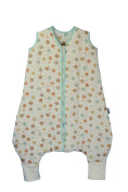 Slumbersafe Winter Sleeping Bag With Feet 3.5 Tog Simply Owl 3-4 years