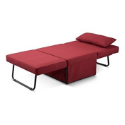 5 in 1 Ottoman Bed - Ottoman, Bed, Chair, Chaise, and Recliner all in 1 - Great for Dorms!