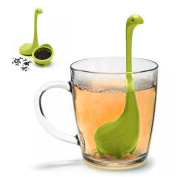 Anshinto Monster Stand Tea Infuser Loose Tea Leaf Strainer Herbal Spice Silicone Filter