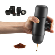 YOOSKE Mini Portable Espresso Coffee Maker Manual Coffee Machine Handheld portable for Office Home Outdoor Camping Travel Design
