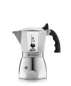 Bialetti 6188 Brikka Elite Espresso Maker, Silver