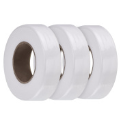 Hotop 3 Pack 5/ 20cm Hemming Tape Fabric Fusible Web Tape Adhesive Iron-on Tape Each 27 Yards