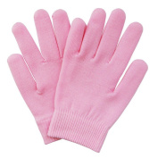 CHUANGLI Gel Moisturising Spa Gloves Soft Cotton with Thermoplastic Gel for Moisturise Cracked Skin Care