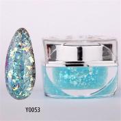 VinewS 1pcs 15ML nail art UV nail gel tips phototherapy fingernail dismountable phototherapy nail glue