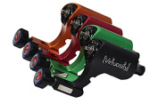 Virtuosity Direct Drive Rotary Tattoo Machine With Adjustable Stroke length fitted with Japan DC Motor