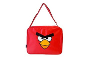 Angry Birds Boys' Red Messenger Bag.