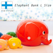 coupon available money box elephant bank large size