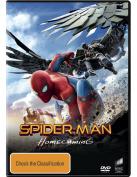 SPIDER-MAN: HOMECOMING [Region 4]