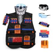 Afala Tactical Vest kits for Nerf N-Strike Elite Series