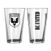 Boelter Brand D. C. United Gameday 470ml Pint Glasses