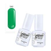 Unique Nail Polish, Efaster Candy Colours Gelpolish Barbie Light Treatment Plant Nail Glue Plastic