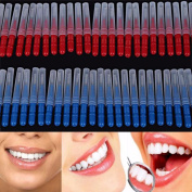 Tooth Flossers Brush,SMTSMT 50Pcs Tooth Floss Oral Hygiene Interdental Brush Toothpick Teeth Healthy Care