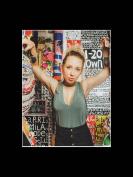 Milk Teeth - Becky Blomfield Mini Poster - 40.5x30.5cm