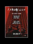 Fang Club - Debut Album Mini Poster - 40.5x30.5cm