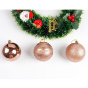 Startview Christmas Ornament Ball, 12pcs Christmas Tree Xmas Balls Decorations Baubles Party Wedding Ornament 8cm