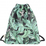DANUC Gym Sack Bag Drawstring Backpack Sport Bag for Men & Women School Travel Backpack