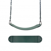 Leegor Swing Seat Soft U-type Swing Board Playground Horizontal Accessories Hanger Kids Outdoor Toys