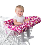 Comfort & Harmony Cosy Cart Cover, Pink Flowers