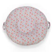 Pello Multi-use Luxe Baby-Toddler Floor Pillow/Play Mat/Lounger