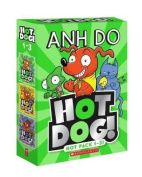 Hotdog! Hot Pack 1-3!